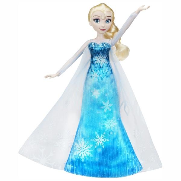 Disney Die Eiskönigin - Zaubermelodie Elsa