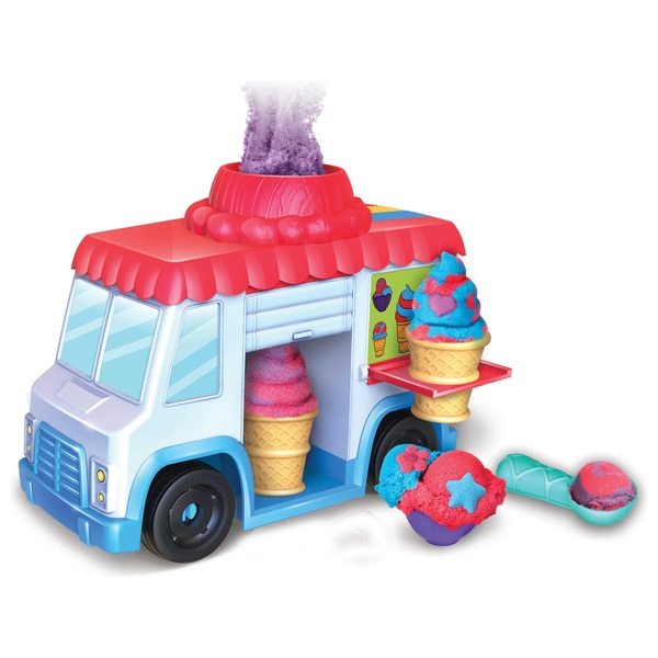 Spin Master - Kinetic Sand: Ice Cream Truck