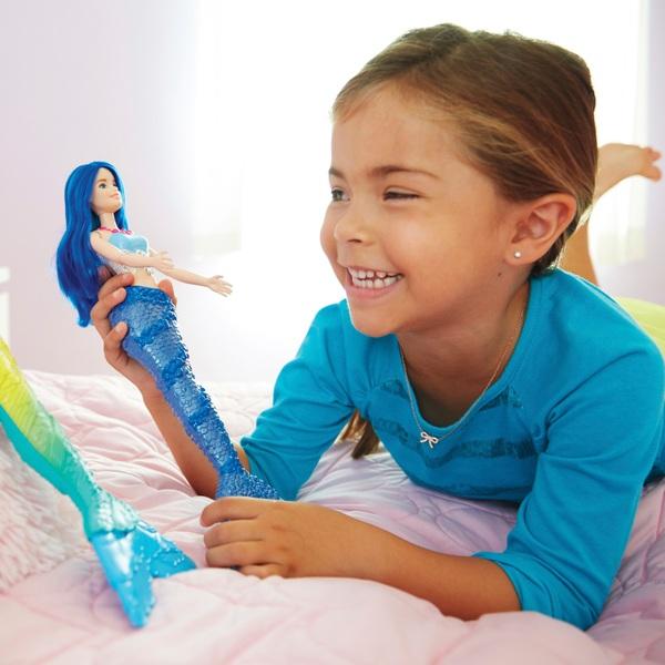 Barbie Dreamtopia Meerjungfrau: Juwelen-Meerjungfrau