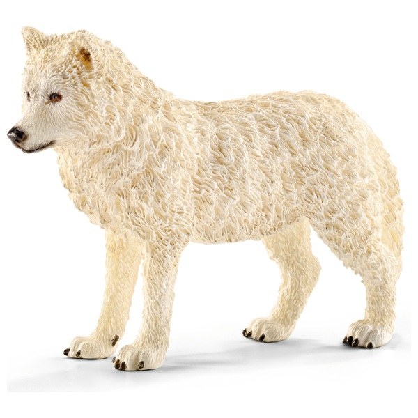 Schleich - 14742 Arktischer Wolf