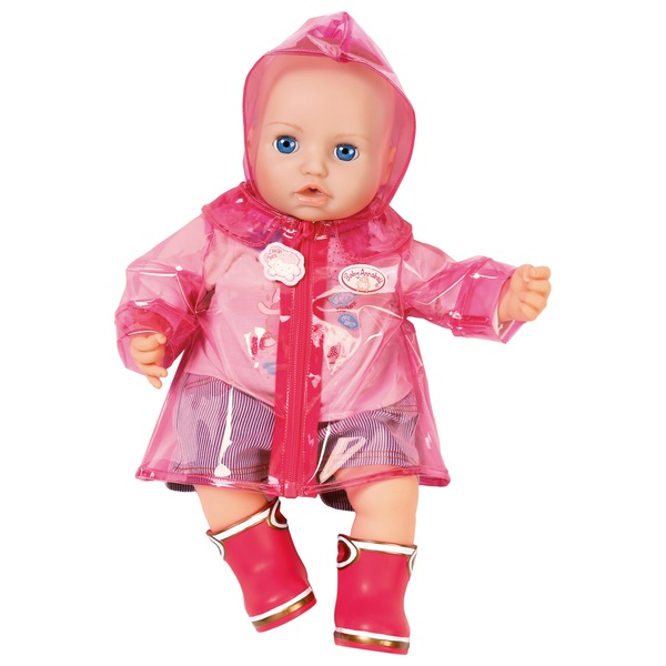 Baby Annabell - Deluxe-Set: Regen-Spaß