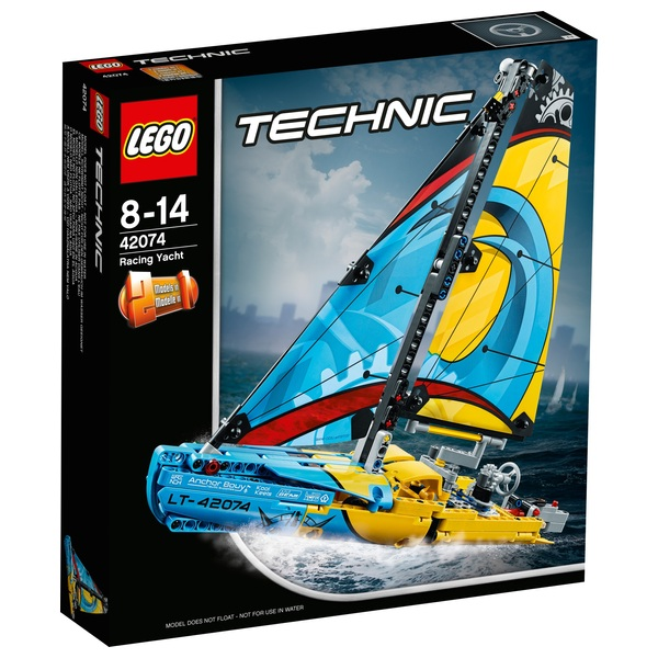 LEGO Technic - 42074 Rennyacht