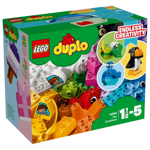 LEGO DUPLO - 10865 Witzige Modelle