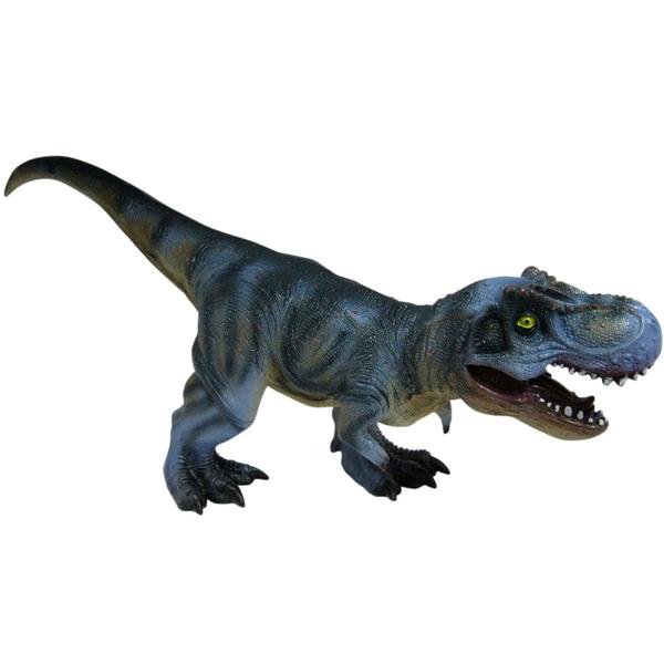 T-Rex Soft Dinosaurier, blau