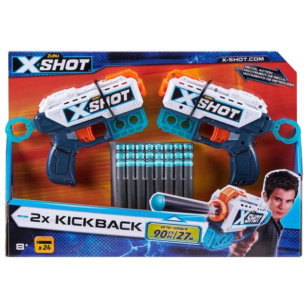 X-Shot - Excel Recoil 2er Set
