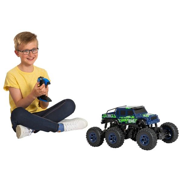 RC Rock Crawler Truck, Maßstab 1:8
