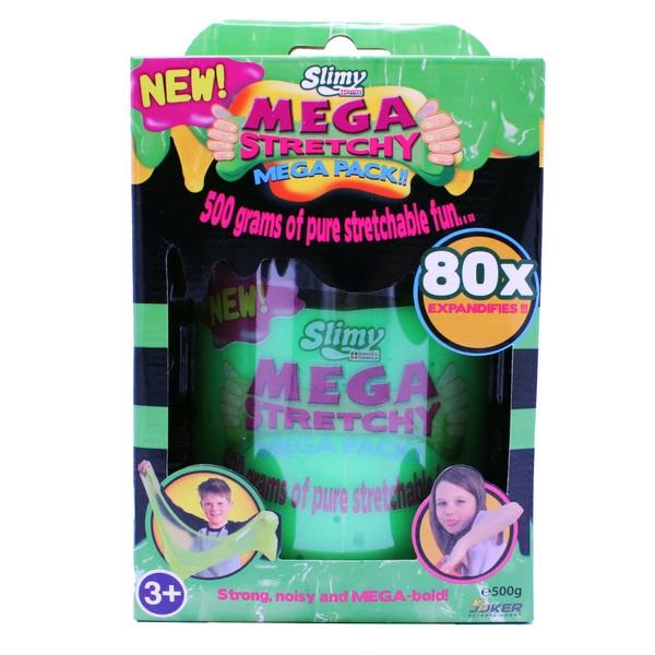 Slimy - Mega Stretchy Schleim, sortiert