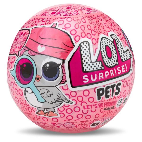 L.O.L. Surprise - Pets: Überraschungstierchen im Ball Serie 4