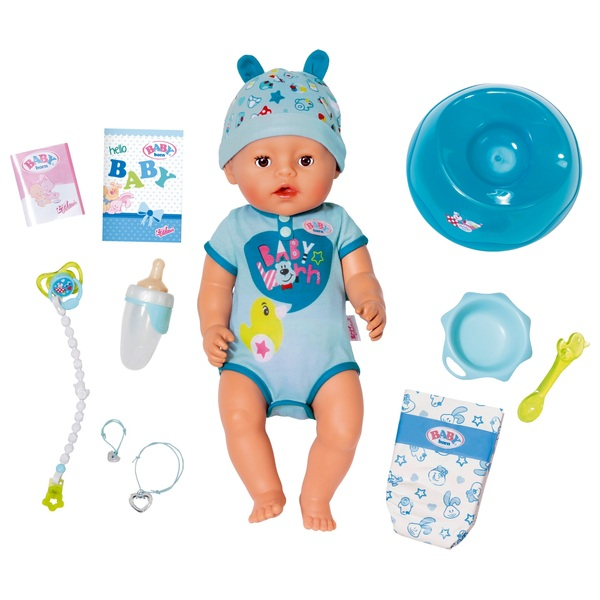 BABY born - Soft Touch, Junge