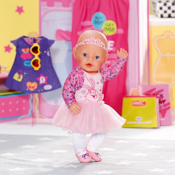 BABY born - Boutique Deluxe, Ballerina-Set