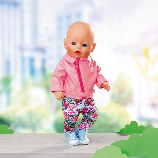 BABY born - City Deluxe Roller-Outfit