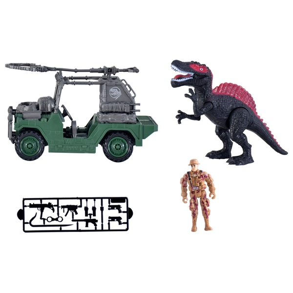 Spielset Dinosaurier-Jagd