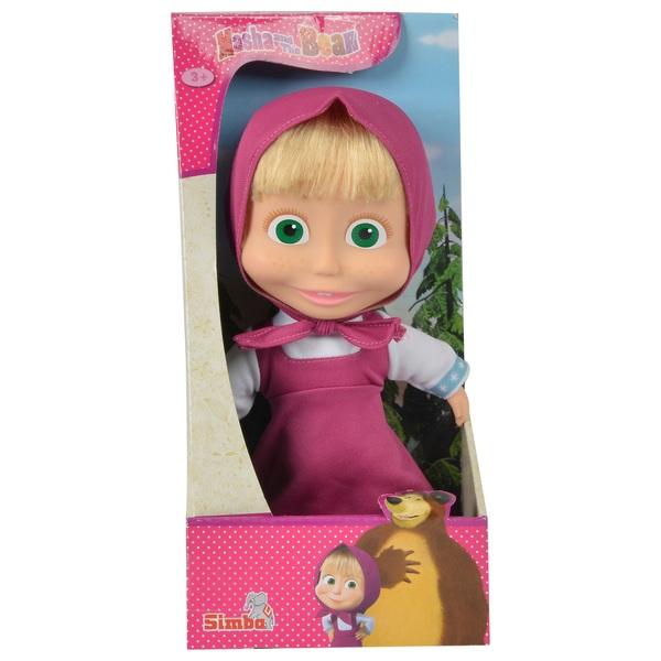 Simba Mascha Und Der Bär Puppe Masha Ca 23 Cm Spielpuppen