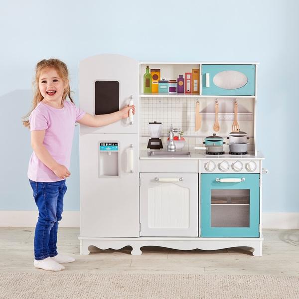 Little Chef Holzküche Deluxe - Spielküchen & Haushalt Deutschland