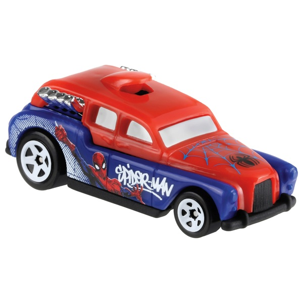 Hot Wheels - Entertainment Fahrzeuge, Spider-Man, sortiert