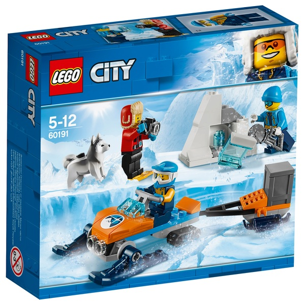 LEGO City - 60191 Arktis-Expeditionsteam
