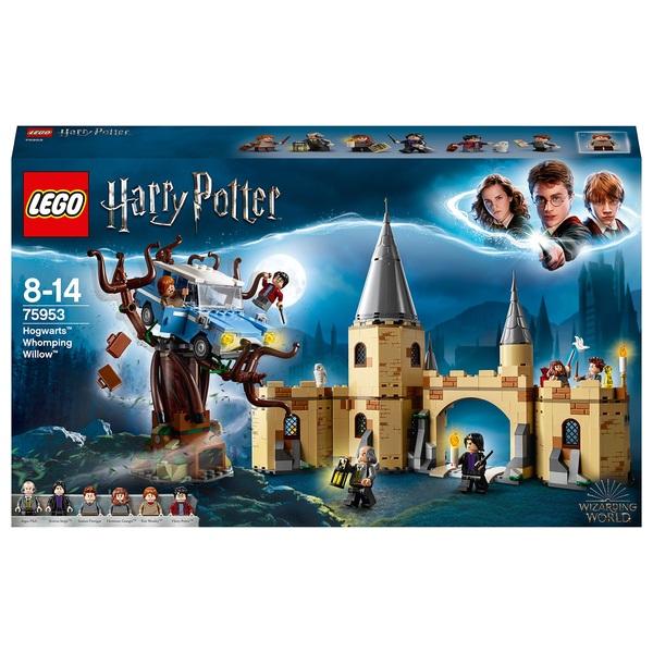 LEGO R 753 Teile Harry Potter# 75953 Die Peitschende Weide von Hogwarts