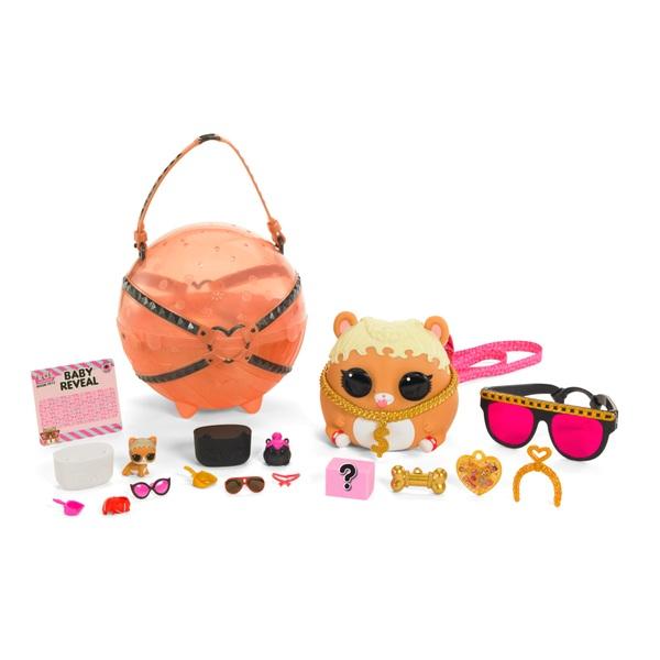 L.O.L. Surprise - Biggie Pets: Überraschungstier im Ball, Hamster