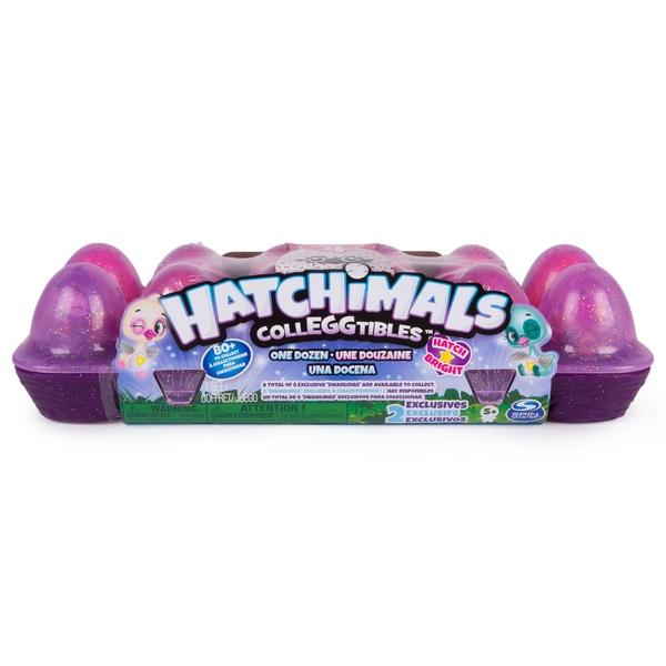 Hatchimals - CollEGGtibles: Eierkarton Serie 4, 12 Stück, sortiert
