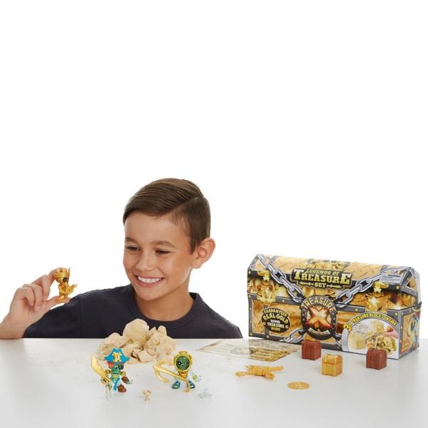 Treasure X - Schatztruhe, 3er Pack