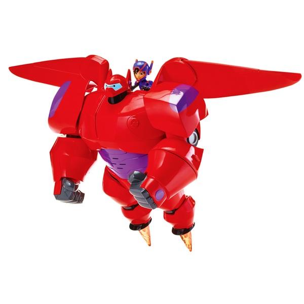 Baymax - Flame Blast Flying Baymax