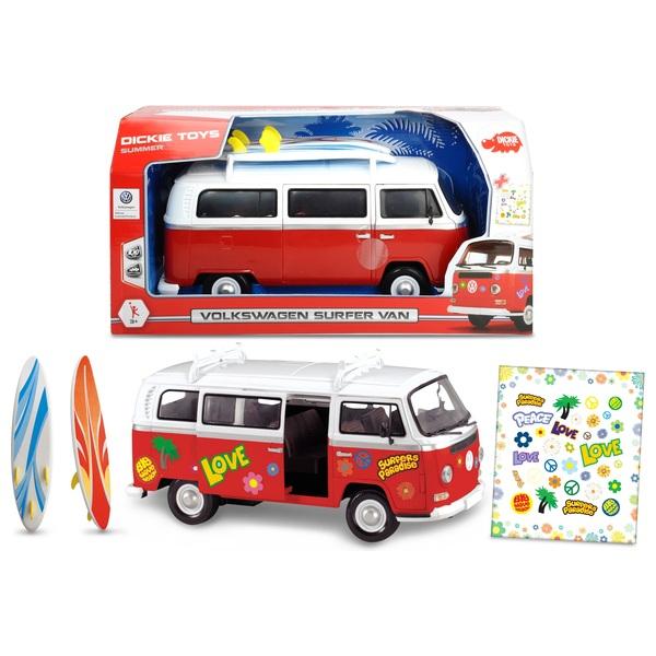 Dickie Toys - Volkswagen Surfer Van
