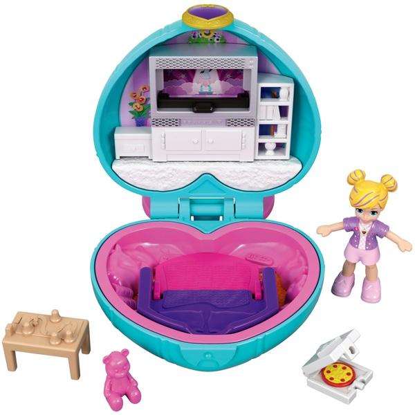 Polly Pocket - Kleiner Pocket-Palast, Pollys Wohnzimmer