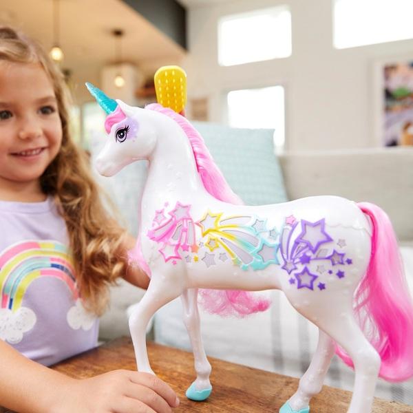 Barbie - Dreamtopia: Magisches Haarspiel Einhorn