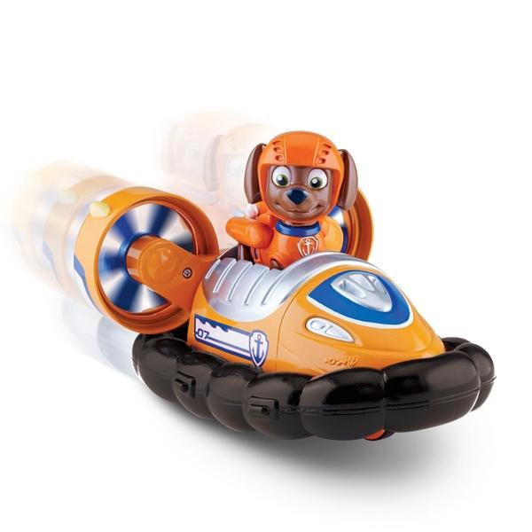 Paw Patrol Hovercraft mit Zuma | Smyths Toys Superstores