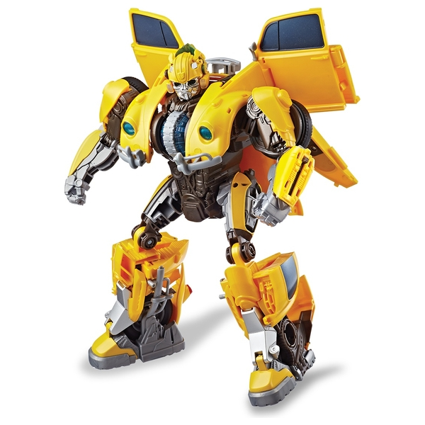 Transformers - Power Charge Bumblebee (E1748)