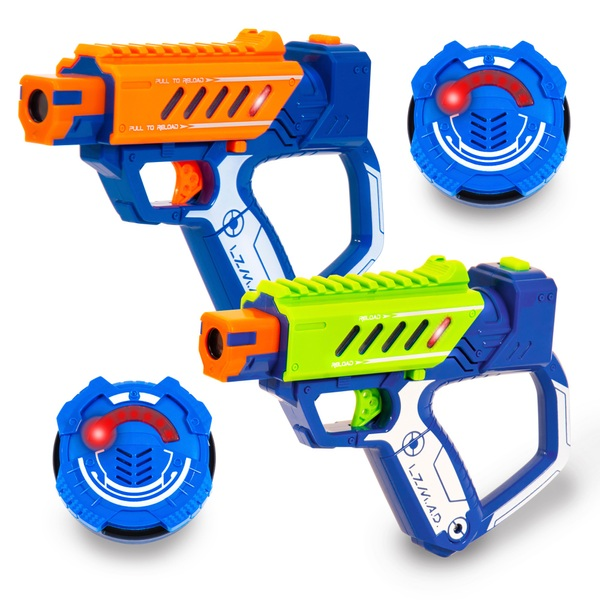 Lazer Mad - Battle Ops, 2er Set