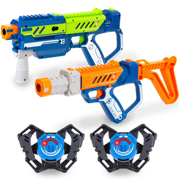 Lazer Mad - Deluxe 2 Spieler Kit