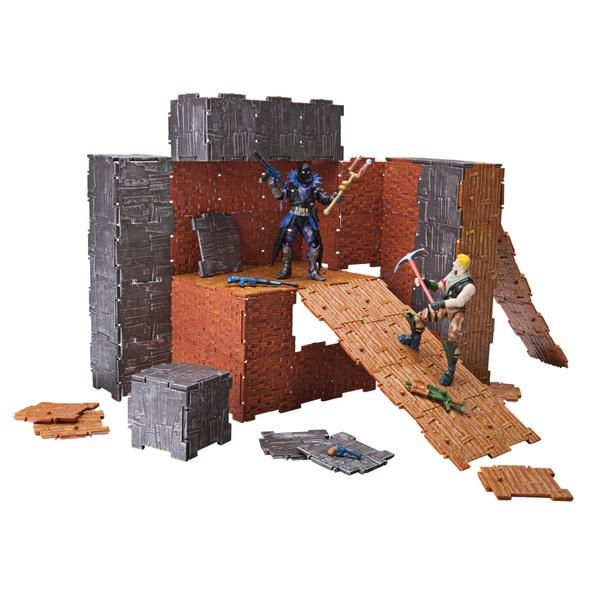 Fortnite - Turbo Builder Set + 2 Figuren
