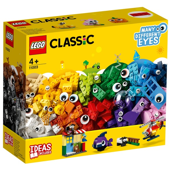 LEGO Classic - 11003 Bausteine: Witzige Figuren