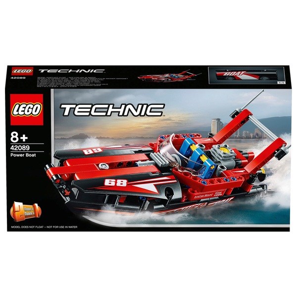 LEGO Technic - 42089 Rennboot