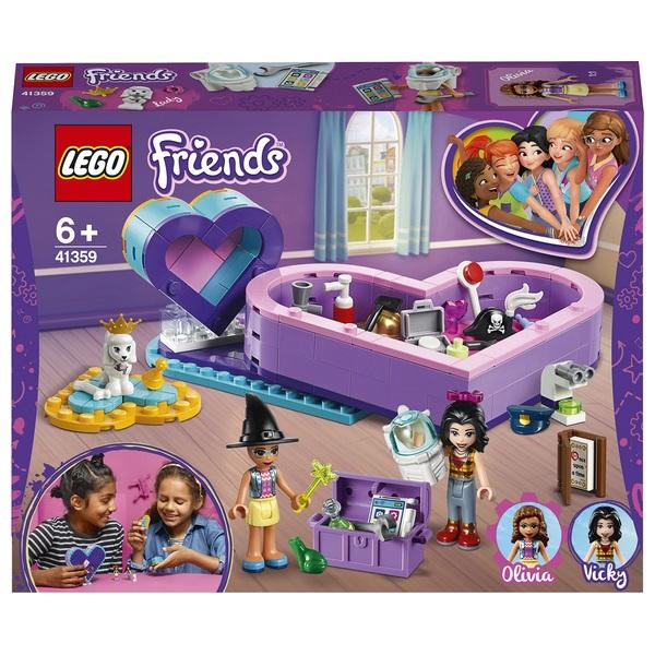 LEGO Friends - 41359 Herzbox-Freundschaftsset