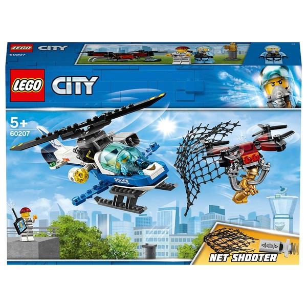 Lego City 60207 Polizei Drohnenjagd Lego City Schweiz