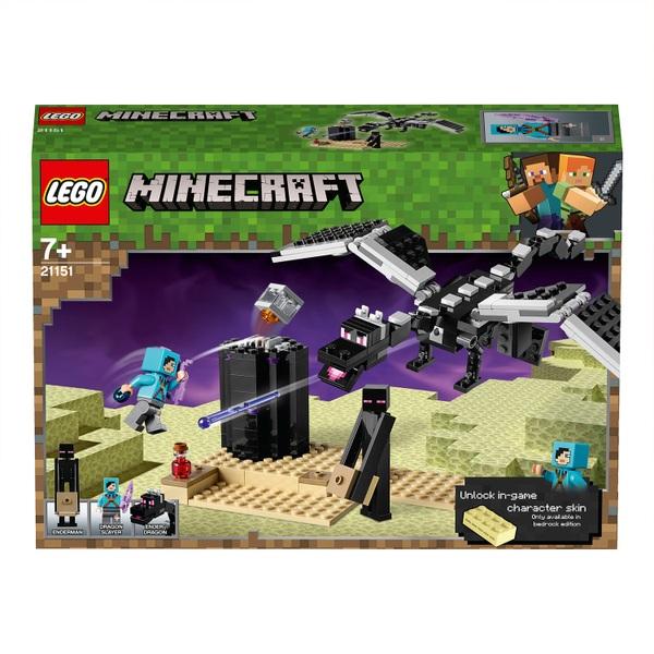 LEGO Minecraft - 21151 Das letzte Gefecht