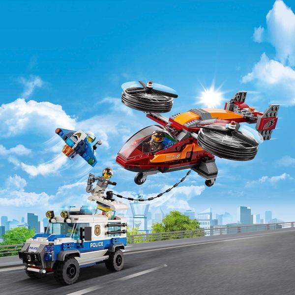lego city 60209 polizei diamantenraub  smyths toys