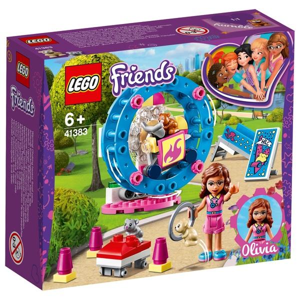 LEGO Friends - 41383 Olivias Hamsterspielplatz