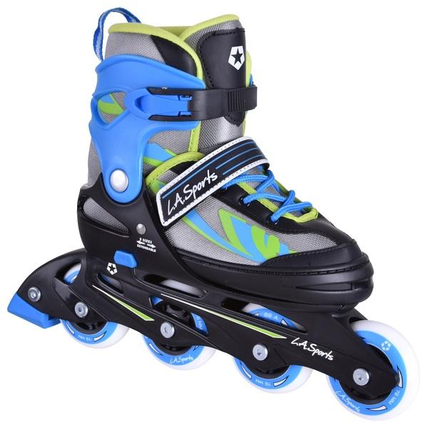 Inline Skates Gr. 26 30, blau Inline Skates Österreich