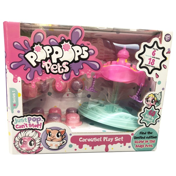 Pop Pops - Pets Karusell, Serie 1