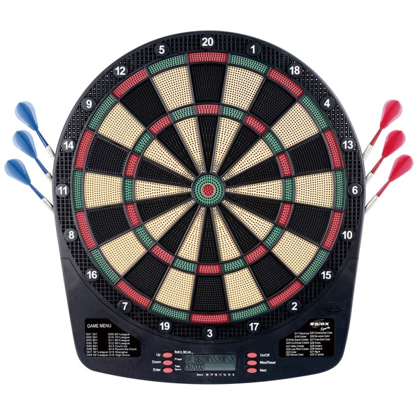 Dartboard Elektronik