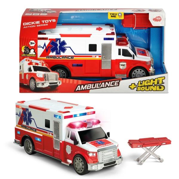 Dickie Toys - Krankenwagen