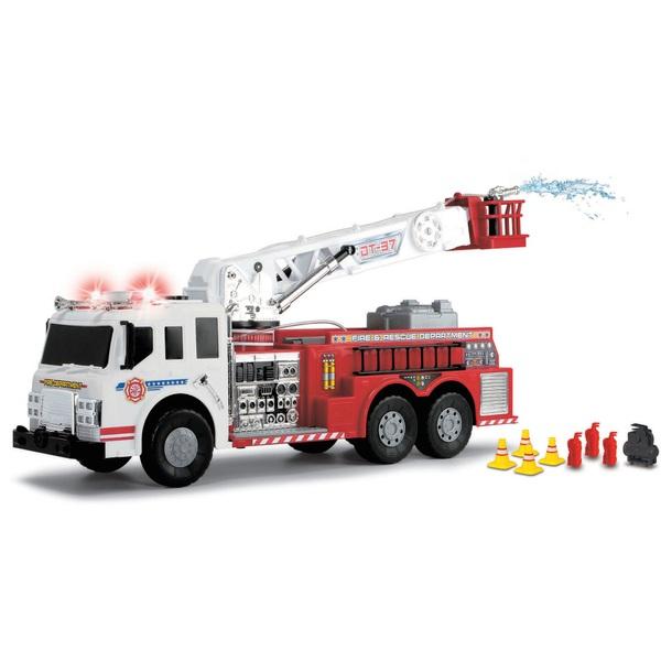 Feuerwehrfahrzeug mit Licht und Sound