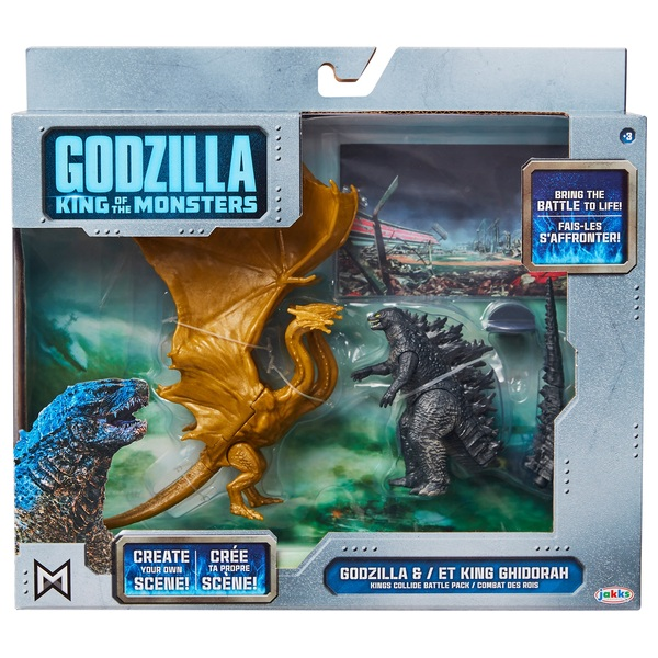 Godzilla - King of Monsters: Ghidorah vs Rodan, ca. 9 cm