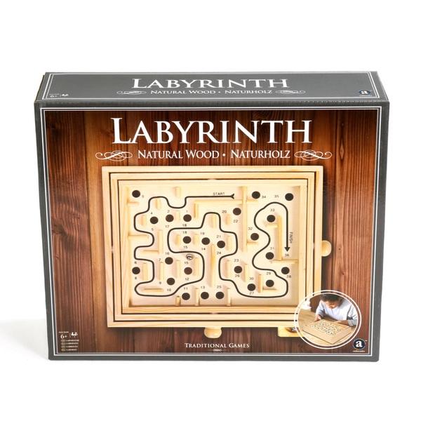 Holzlabyrinth, medium