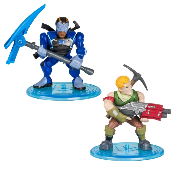 Fortnite - Sergeant Jonesy and Carbide Duo Minifiguren