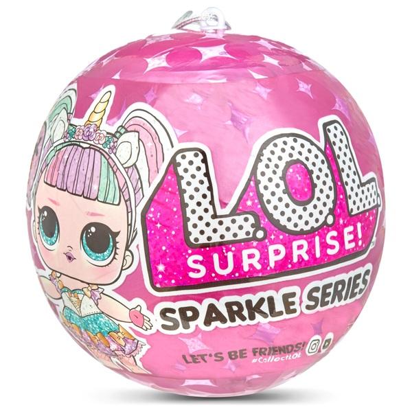 Lol Surprise Sparkle Series Sortiert Lol Surprise Sammelfiguren Deutschland