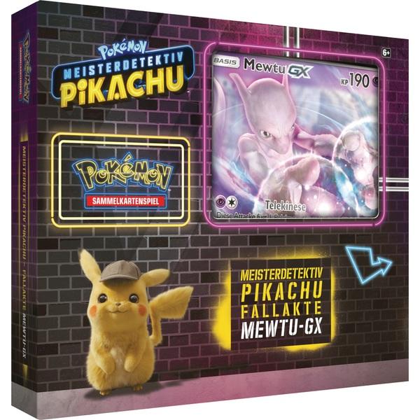 Pokémon - Movie Mewtu-GX Box